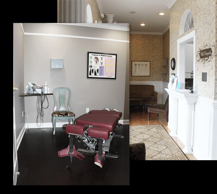 Chiropractic Anniston AL Office Photos