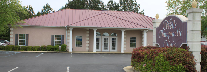 Chiropractic Anniston AL Outside of Building